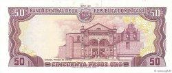 50 Pesos Oro RÉPUBLIQUE DOMINICAINE  1991 P.135a NEUF