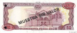 50 Pesos Oro RÉPUBLIQUE DOMINICAINE  1994 P.135s2 NEUF