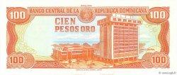 100 Pesos Oro RÉPUBLIQUE DOMINICAINE  1994 P.136b NEUF