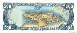 500 Pesos Oro RÉPUBLIQUE DOMINICAINE  1991 P.137a NEUF