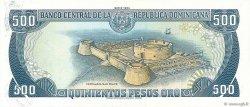 500 Pesos Oro RÉPUBLIQUE DOMINICAINE  1994 P.137b SPL