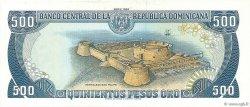 500 Pesos Oro RÉPUBLIQUE DOMINICAINE  1994 P.137b NEUF