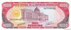 1000 Pesos Oro RÉPUBLIQUE DOMINICAINE  1991 P.138a pr.NEUF