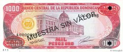 1000 Pesos Oro RÉPUBLIQUE DOMINICAINE  1991 P.138s1 NEUF