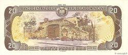 20 Pesos Oro RÉPUBLIQUE DOMINICAINE  1992 P.139a pr.NEUF