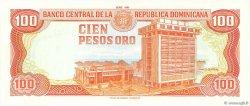 100 Pesos Oro RÉPUBLIQUE DOMINICAINE  1993 P.144a pr.NEUF