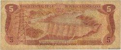 5 Pesos Oro RÉPUBLIQUE DOMINICAINE  1994 P.146a B