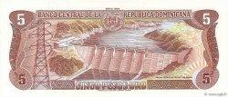 5 Pesos Oro RÉPUBLIQUE DOMINICAINE  1994 P.146a NEUF