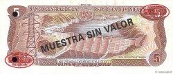 5 Pesos Oro RÉPUBLIQUE DOMINICAINE  1994 P.146s NEUF