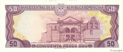 50 Pesos Oro RÉPUBLIQUE DOMINICAINE  1995 P.149a NEUF