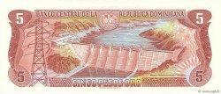 5 Pesos Oro RÉPUBLIQUE DOMINICAINE  1996 P.152a NEUF