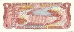 5 Pesos Oro RÉPUBLIQUE DOMINICAINE  1997 P.152b SPL