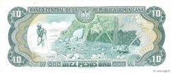 10 Pesos Oro RÉPUBLIQUE DOMINICAINE  1998 P.153a SPL