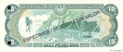 10 Pesos Oro RÉPUBLIQUE DOMINICAINE  1997 P.153s NEUF