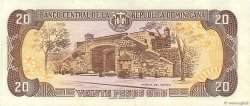 20 Pesos Oro RÉPUBLIQUE DOMINICAINE  1998 P.154b TTB