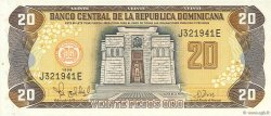 20 Pesos Oro RÉPUBLIQUE DOMINICAINE  1998 P.154b pr.NEUF