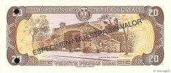 20 Pesos Oro RÉPUBLIQUE DOMINICAINE  1997 P.154s1 NEUF
