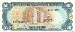 500 Pesos Oro RÉPUBLIQUE DOMINICAINE  1997 P.157b SPL