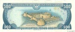 500 Pesos Oro RÉPUBLIQUE DOMINICAINE  1997 P.157b pr.NEUF