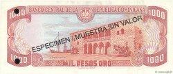 1000 Pesos Oro RÉPUBLIQUE DOMINICAINE  1998 P.158s3 NEUF