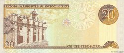 20 Pesos Oro RÉPUBLIQUE DOMINICAINE  2000 P.160a NEUF
