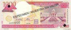 1000 Pesos Oro RÉPUBLIQUE DOMINICAINE  2000 P.163s NEUF