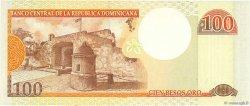 100 Pesos Oro RÉPUBLIQUE DOMINICAINE  2000 P.167a NEUF