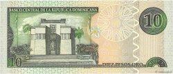 10 Pesos Oro RÉPUBLIQUE DOMINICAINE  2002 P.168b SUP