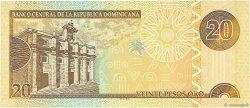 20 Pesos Oro RÉPUBLIQUE DOMINICAINE  2002 P.169b NEUF