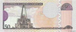 50 Pesos Oro RÉPUBLIQUE DOMINICAINE  2002 P.170b NEUF