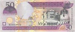 50 Pesos Oro RÉPUBLIQUE DOMINICAINE  2003 P.170c NEUF