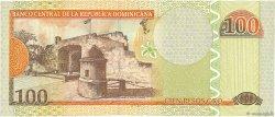 100 Pesos Oro RÉPUBLIQUE DOMINICAINE  2002 P.171b SPL