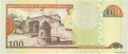 100 Pesos Oro RÉPUBLIQUE DOMINICAINE  2004 P.171d NEUF