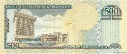 500 Pesos Oro RÉPUBLIQUE DOMINICAINE  2003 P.172b SPL