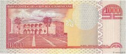 1000 Pesos Oro RÉPUBLIQUE DOMINICAINE  2003 P.173b NEUF