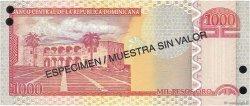 1000 Pesos Oro RÉPUBLIQUE DOMINICAINE  2003 P.173s2 NEUF