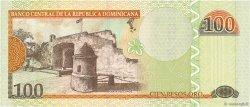 100 Pesos Oro RÉPUBLIQUE DOMINICAINE  2006 P.177a NEUF