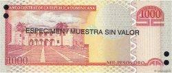 1000 Pesos Oro RÉPUBLIQUE DOMINICAINE  2006 P.180s1 NEUF