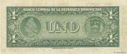 1 Peso Oro RÉPUBLIQUE DOMINICAINE  1947 P.060a TTB
