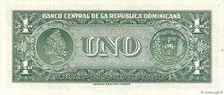 1 Peso Oro RÉPUBLIQUE DOMINICAINE  1947 P.060a NEUF