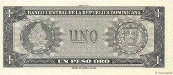 1 Peso Oro RÉPUBLIQUE DOMINICAINE  1977 P.108a SUP