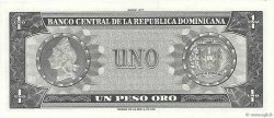 1 Peso Oro RÉPUBLIQUE DOMINICAINE  1977 P.108a pr.NEUF