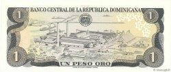 1 Peso Oro RÉPUBLIQUE DOMINICAINE  1981 P.117b NEUF