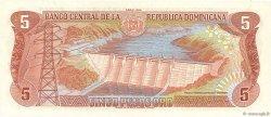 5 Pesos Oro RÉPUBLIQUE DOMINICAINE  1984 P.118c NEUF