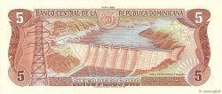 5 Pesos Oro RÉPUBLIQUE DOMINICAINE  1988 P.118c NEUF