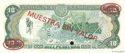 10 Pesos Oro RÉPUBLIQUE DOMINICAINE  1985 P.119s2 NEUF
