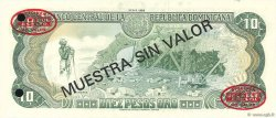 10 Pesos Oro RÉPUBLIQUE DOMINICAINE  1988 P.119s3 NEUF
