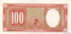 100 Pesos - 10 Condores CHILI  1947 P.114 SPL