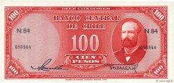 100 Pesos - 10 Condores CHILI  1947 P.114 NEUF
