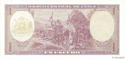 1 Escudo CHILI  1964 P.136 SPL